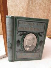 Memorial Life of Wm. McKinley,Martyred President,1901,Col.G.W.To wnsend,Illust.