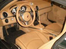 Set Nachschub Farbe Leder Sitz Fläche Porsche Sand Beige 911 Cayenne Lenkrad