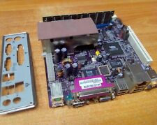 Motherboard C3VCM6 CPU 1GHz mini ITX  LPT + DDR256Mb