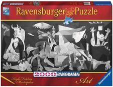 PUZZLE RAVENSBURGER 16690 PABLO PICASSO L' GUERNICA 2000 Pezzi Pieces JIGSAW