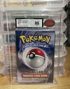 Pokemon 2-Player Starter Set Theme Deck Base Sealed UKG Graded 85 NM