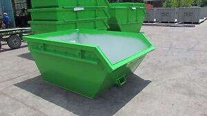 Absetzmulde nach DIN 30720 Absetzcontainer Bauschuttcontainer 3m³ offen