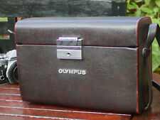 Genuine Olympus Compartment Case S. 1970s vintage kit in VGC