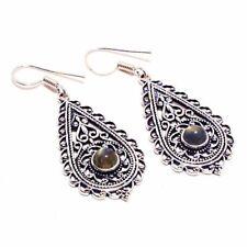 Labradorite Ethnic Jewelry Handmade Earring BE-1637