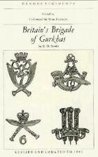 Britain's Brigade of Gurkhas (1984, Hardcover) E.D. Smith