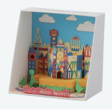 Pre-Order Tokyo Disney Resort Paper Nano Craft It's A Small World Tdl