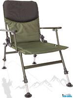 Luxus Karpfenstuhl mit Armlehne Angelstuhl Angel Stuhl Karpfen Stuhl Carp Chair