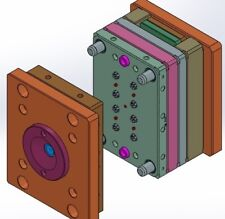 Plastic Injection Mold Design Manufacturing And Fabrication