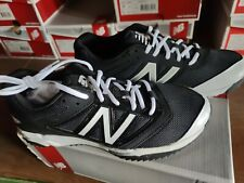 New Balance Mens T4040BK3 Men's Black/White Baseball Turf Shoes New in Box