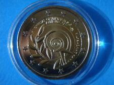 ♣ 2 euros GRECE COMMEMORATIVE  2011 ♣  Jeux Olympiques Spéciaux  ♣ sous capsule