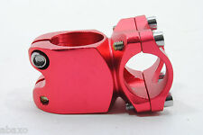 PROMAX MOUNTAIN BIKE DOWNHILL STEM 40mm Red 25.4mm
