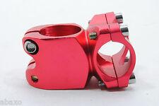 PROMAX MOUNTAIN BIKE DOWNHILL STEM 40mm Red 25.4mm