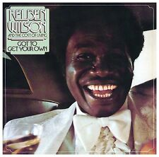 Reuben Wilson and the cost of living-Got to get your own RAR! OVP