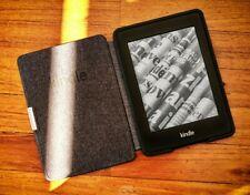 -- AMAZON KINDLE Paperwhite PW Nero 2GB eBook Reader con Wi-Fi e Custodia --