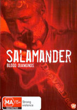 Salamander: Blood Diamonds NEW PAL 3-DVD Set Frank van Mechelen Filip Peeters