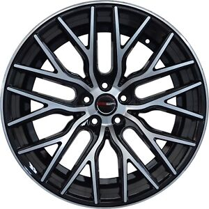 4 FLARE 20 inch Black Rims ET20 fits MERCEDES-BENZ ML350 (163) 2003 - 2005