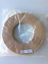 PreGlued Oak Veneer Iron on Oak Wood Edging Tape 22mm wide wood veneer