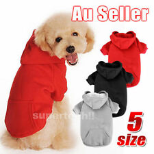 Unbranded 100% Cotton Coats/Jackets for Dogs