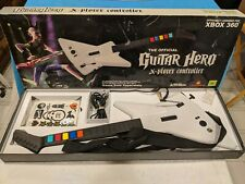 X-Plorer Wired Xbox 360 Guitar - Tested & Working - CIB