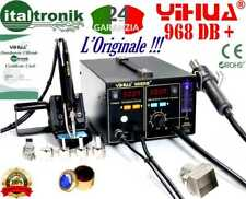 Lötstation YIHUA 968db Luft Warm Lötmaschine Abzugshaube - Komplimente