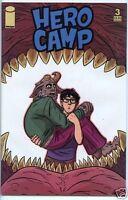 Hero Camp 2005 series # 3 near mint comic book