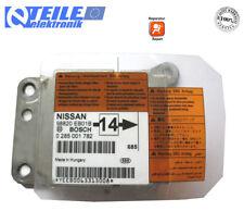 Reparatur von Elektronik, Repair of electronics  Airbagsteuergerät Nissan Navara