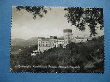 CARTOLINA SALERNO BATTIPAGLIA CASTELLUCCIO PRINCIPE STRONGOLI PIGNATELLI 1954