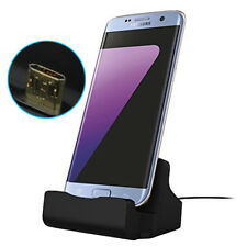 G52 Dock Dockingstation Two-Side micro USB Ladegerät Ladestation für Samsung HTC