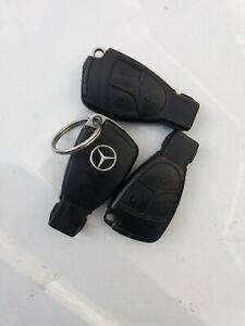 Mercedes Benz 3 button smart key fob