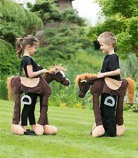 Ponykostüm, Pony-Kostüm, Spielpony zum Reinschlüpfen, Kinder-Spiel-Pony-Kostüm