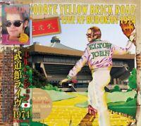 ELTON JOHN / LIVE AT BUDOKAN 1974 2CD TOKYO February 2, 1974 shakuntala
