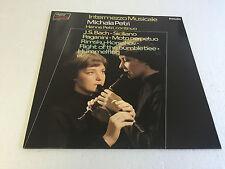 Michala Petri, Hanne – Intermezzo  Philips – 6514 324 VINYL LP MINT/EX