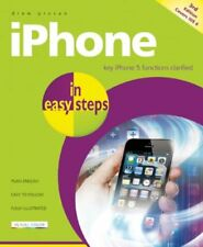 iPhone In Easy Steps, covers iOS 6 3rd Edition updated for iPhone 5 By Drew Pro