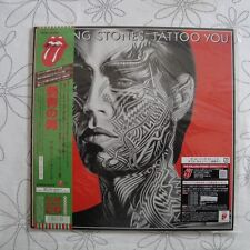 "ROLLING STONES - Tattoo you - 2006 CD JAPAN 12"" LP STYLE"