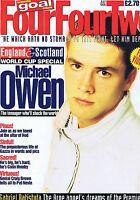 MICHAEL OWEN / GLEN HODDLE / COLIN HENDRYFour Four TwoNo.47 July1998