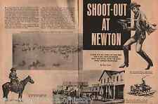 History of Kansas Towns+Abilene, Caldwell, Dodge, Ellsworth, Newton, Wichita