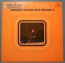 JERRY LEE LEWIS ORIGINAL GOLDEN HITS VOL 2 SUN 103 VINYL LP 1969 DEMO PROMO VG!!