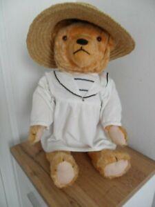 Colourbox mohair bear by Deans 'Prudence' Ltd 028/800