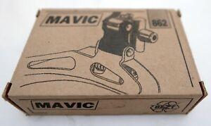 Mavic 862 Braze-On Front Derailleur for Road Bikes - Boxed, NOS