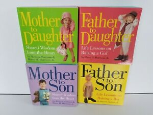 Set of 4 books by Harry and Melissa Harrison