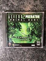 Aliens Versus Predator 2 Primal Hunt PC Game Complete