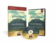 Anxious for Nothing Study Guide with DVD: Finding Calm in a Chaotic World (Paper