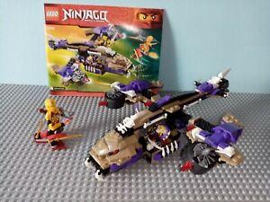 """lego ninjago """"L'hélicoptère de Condrai """" 70746 (les méchants)"""