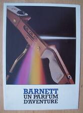 CATALOGUE BARNETT ARC  ARBALETE ARMES DE CHASSE VERS 1990