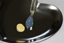 Opal Pendant, Australian Natural Opal, Opal Necklace,Opal Jewellery, YesOpal