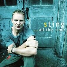 """STING """"...ALL THIS TIME"""" CD NEUWARE !!!"""