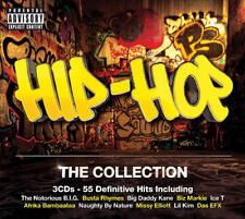 Various Artists : Hip Hop - The Collection CD (2014) ***NEW***