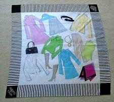 Carlisle National Meeting 2005 Elegant Design 100% Luxurious Silk Scarf Nwt!