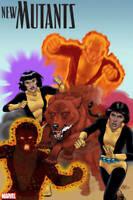 New Mutants War Children #1 McLeod Variant Marvel Comic 1st print 2019 unread NM