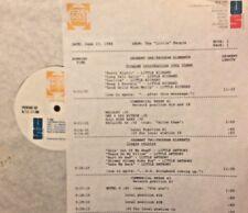 RADIO SHOW: LITTLES 6/13/88 FULL SETS LITTLE RICHARD & LITTLE ANTHONY;LITTLE EVA